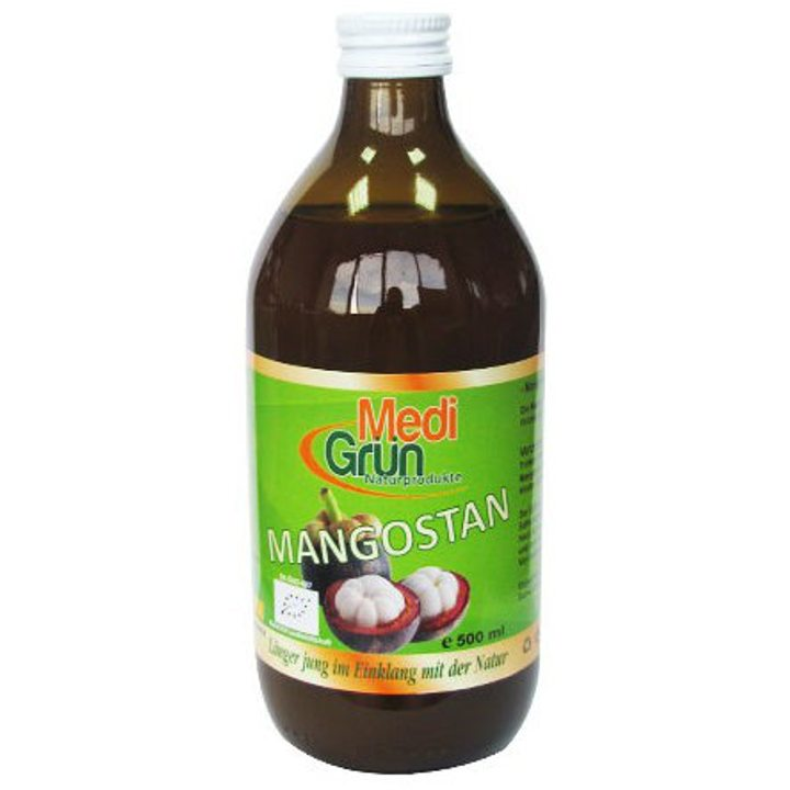 Био сок от мангостан 100% - 500мл