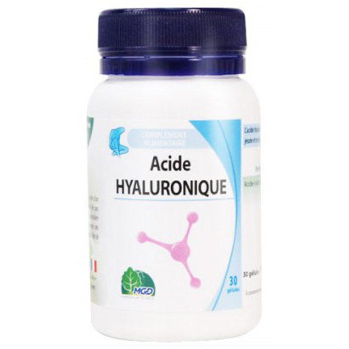 Хиалуронова киселина 30 капсули х 120мг