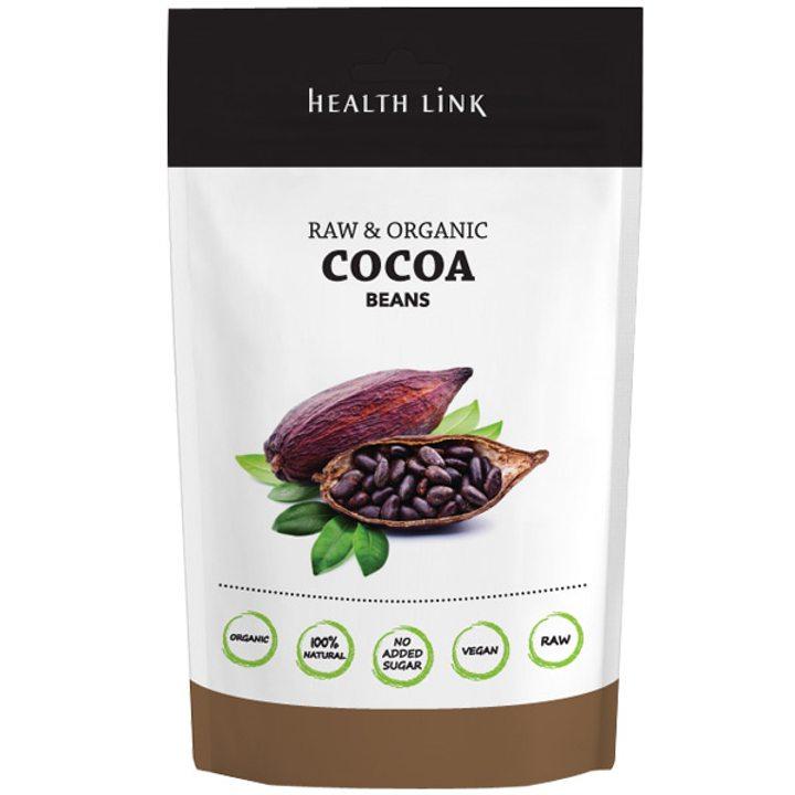 Био какаови зърна сурови от Перу 250г