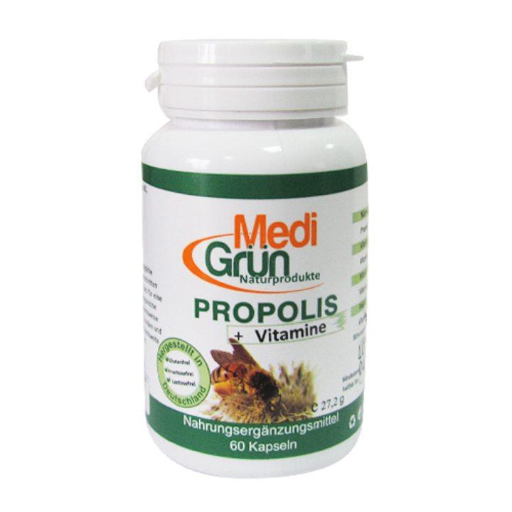 Прополис + Витамини 60 капсули