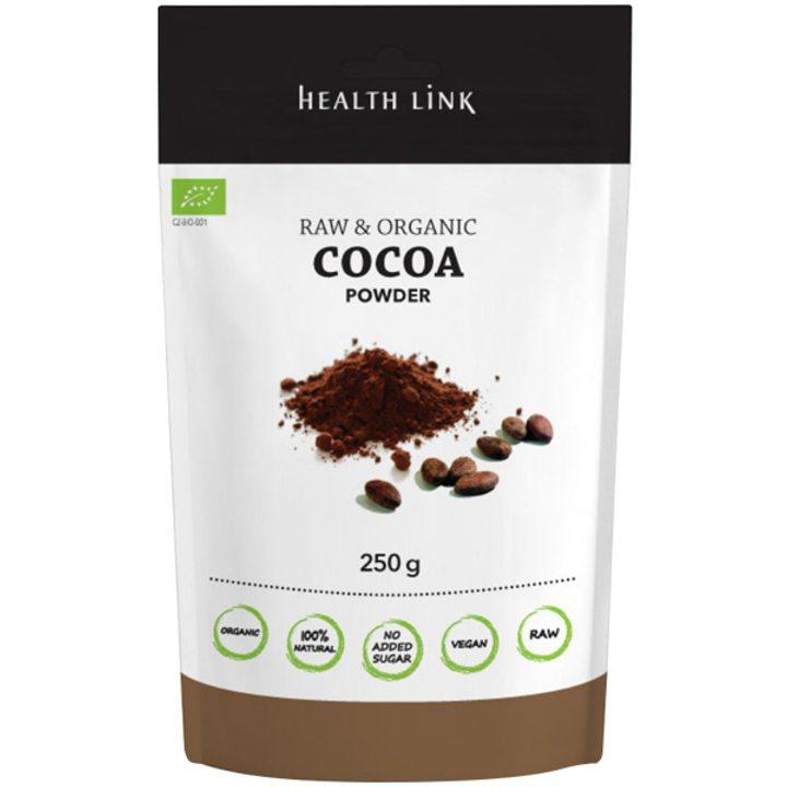 Био сурово какао на прах от Филипините 250г
