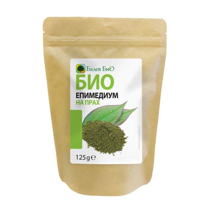 Био епимедиум на прах 125г