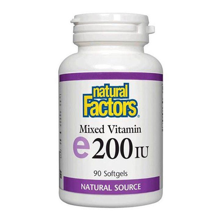 Витамин E 90 капсули