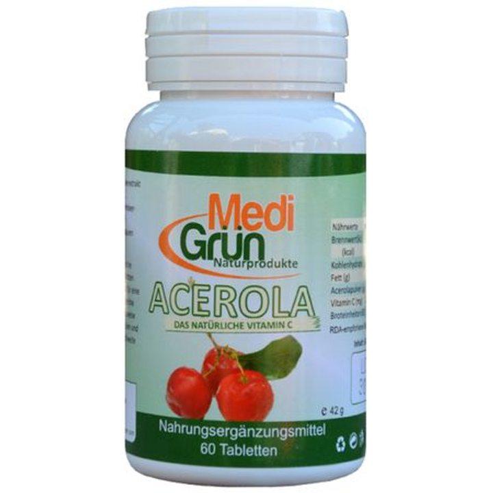 Ацерола 60 таблетки за смучене х 700mg