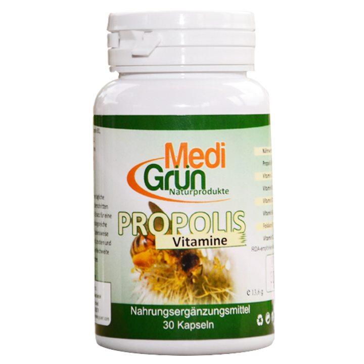 Прополис + Витамини 30 капсули