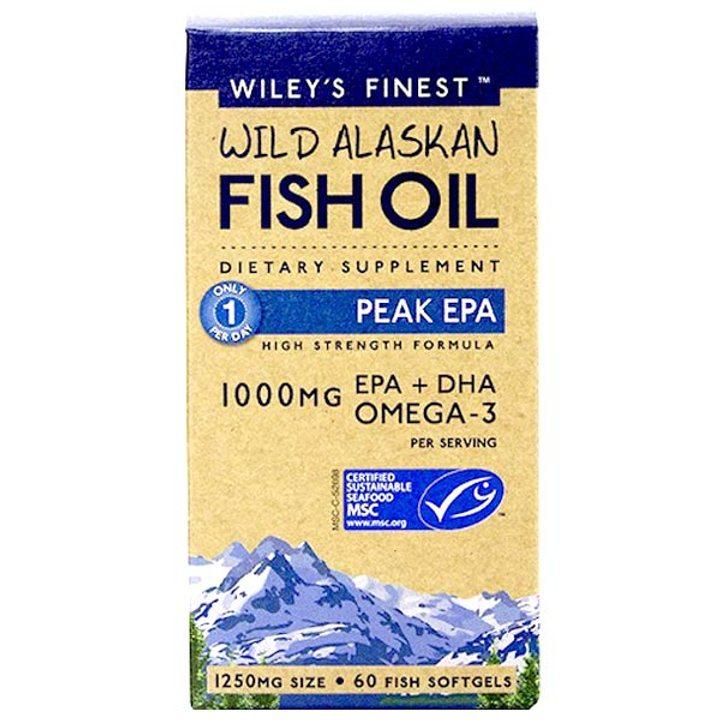 Рибено масло Омега 3 EPA 60 капсули