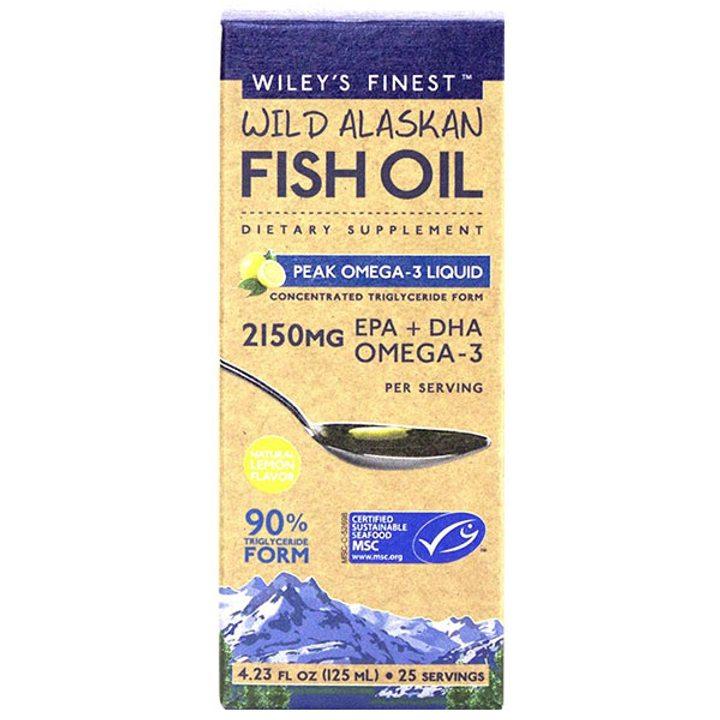 Рибено масло Омега 3 125мл