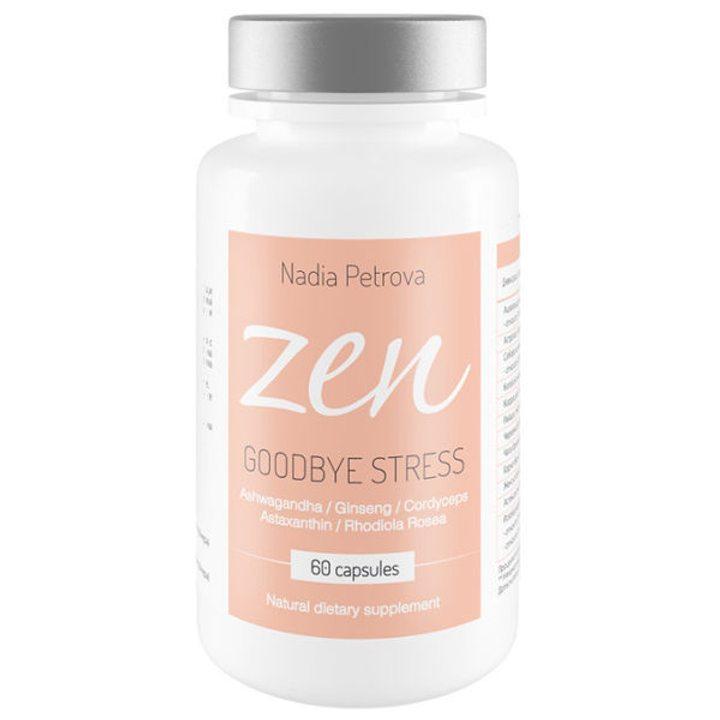 Хранителна добавка Zen 60 капсули