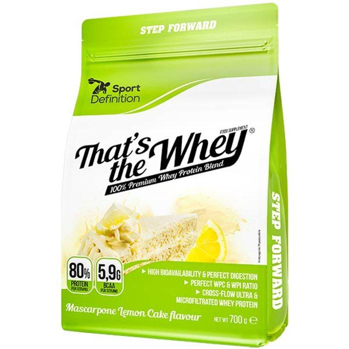 Протеин That′s The Whey Маскарпоне 700г