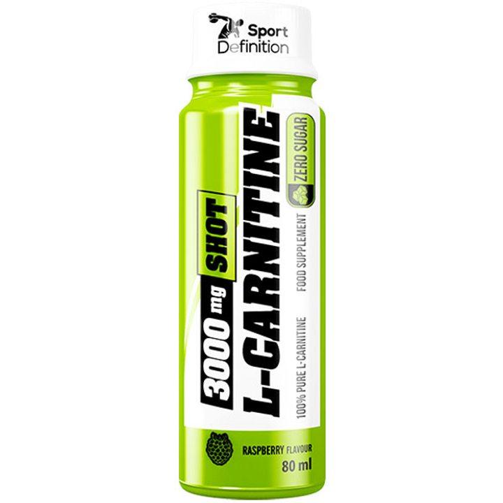 Течен L-Carnitine Малина 80мл