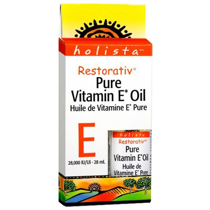 Витамин E Restorativ (чисто масло) 28мл