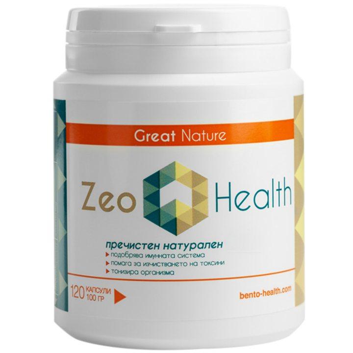Зеолит Zeo Health 120 капсули