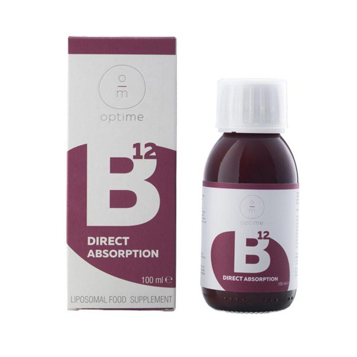 Липозомна добавка Витамин B12 100мл