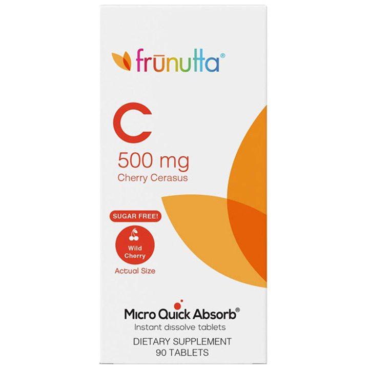 Витамин C 90 таблетки x 500мг