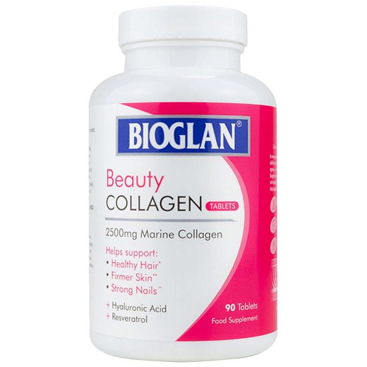 Биоглан бюти колаген 90 таблетки