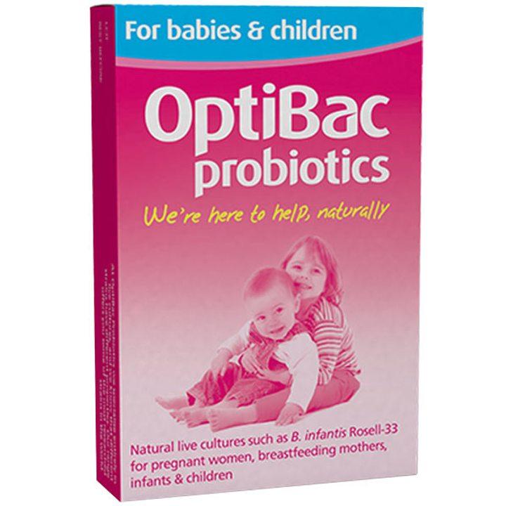 Пробиотик за бебета и деца 10 сашета