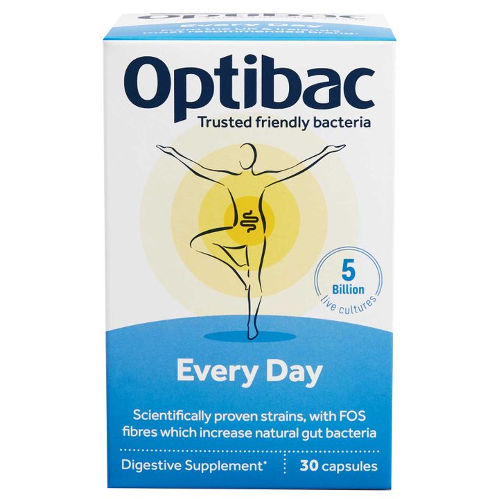 Пробиотик за всеки ден 30 капсули