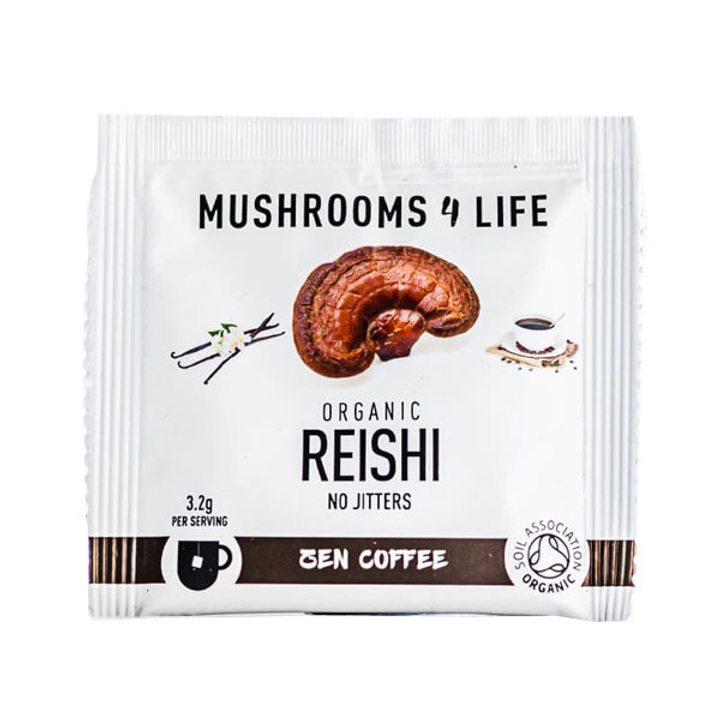 Био дзен кафе на прах с витална гъба рейши 1 саше 3,2г