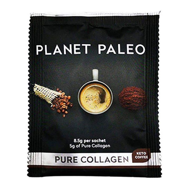 Кето кафе на прах с колаген 1 саше 8,5г
