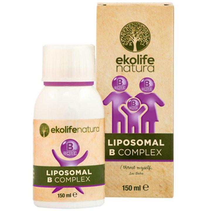 Липозомен витамин B комплекс 150мл