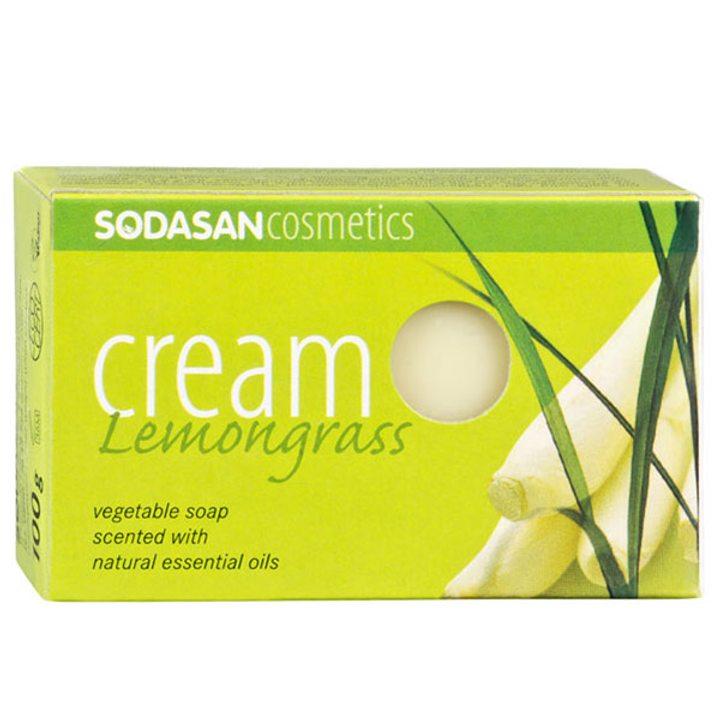 Био сапун лимонена трева 100г
