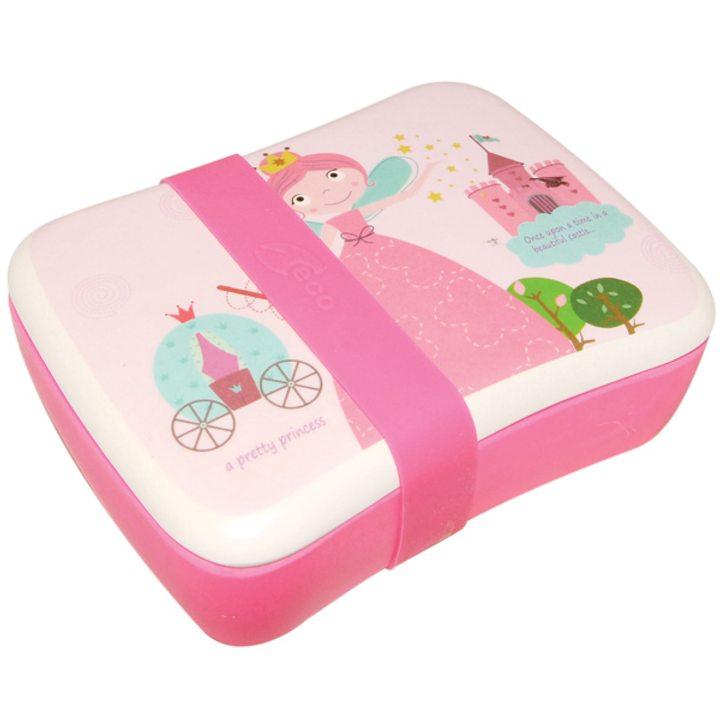 Еко кутия за храна от бамбук - Принцеса