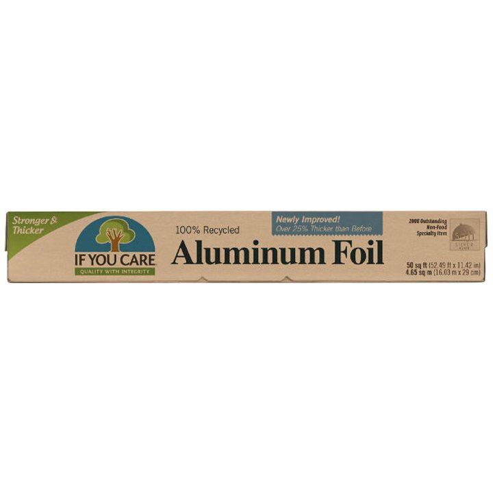 Алуминиево 100% рециклирано домакинско фолио 10м