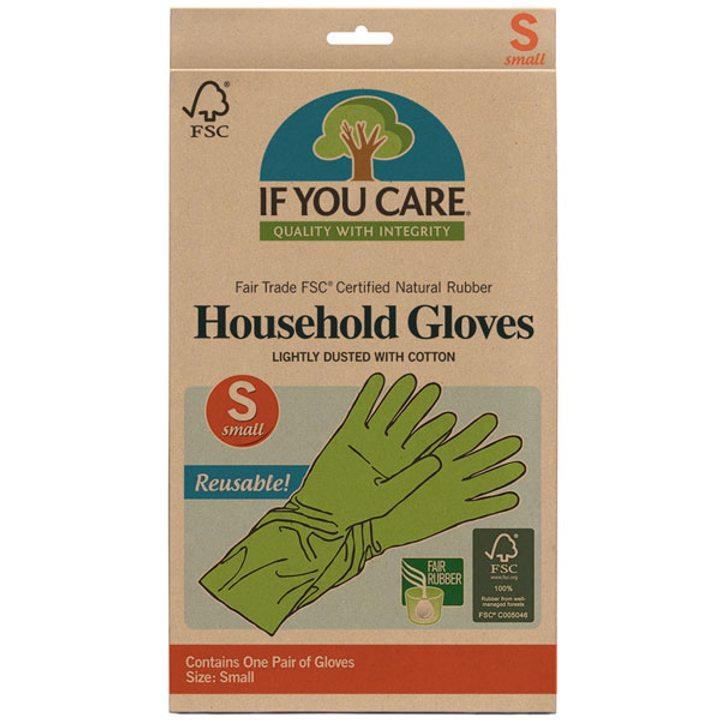 Домакинска ръкавица за многократна употреба, размер S