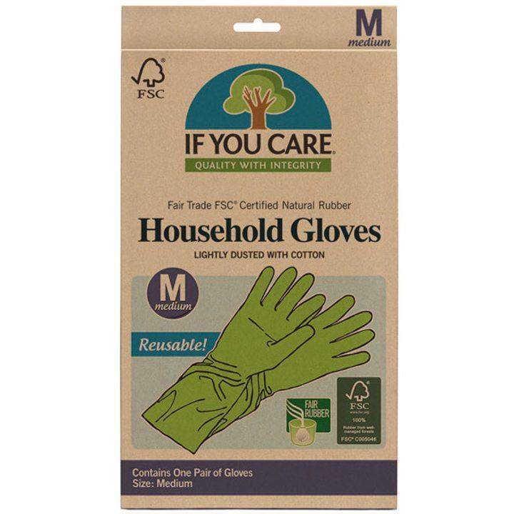 Домакинска ръкавица за многократна употреба, размер M