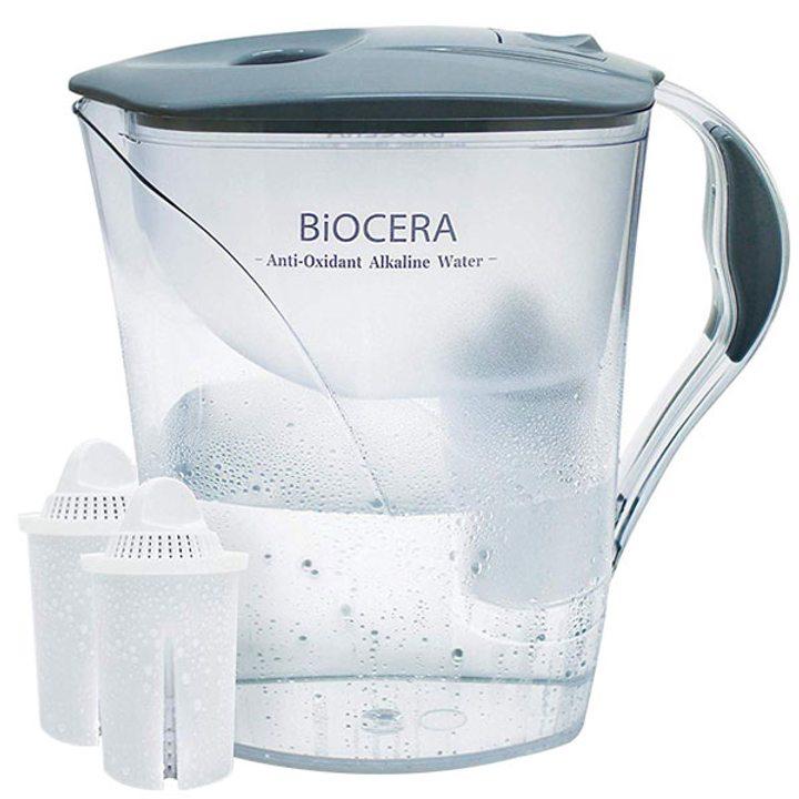 Кана за алкална вода с 2бр. филтри 1,5л