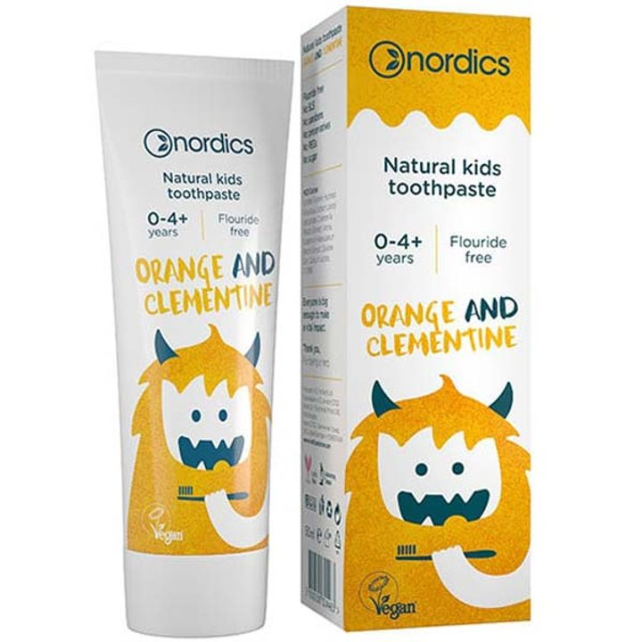 Паста за зъби Orange + Tangerine за деца 50мл