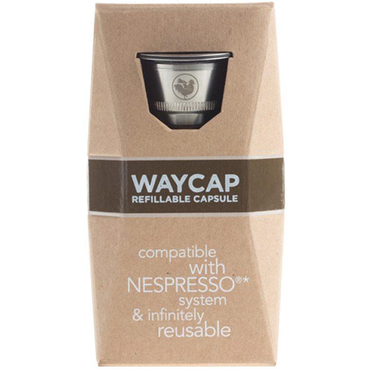Базов комплект за Nespresso кафемашина с 1 капсула