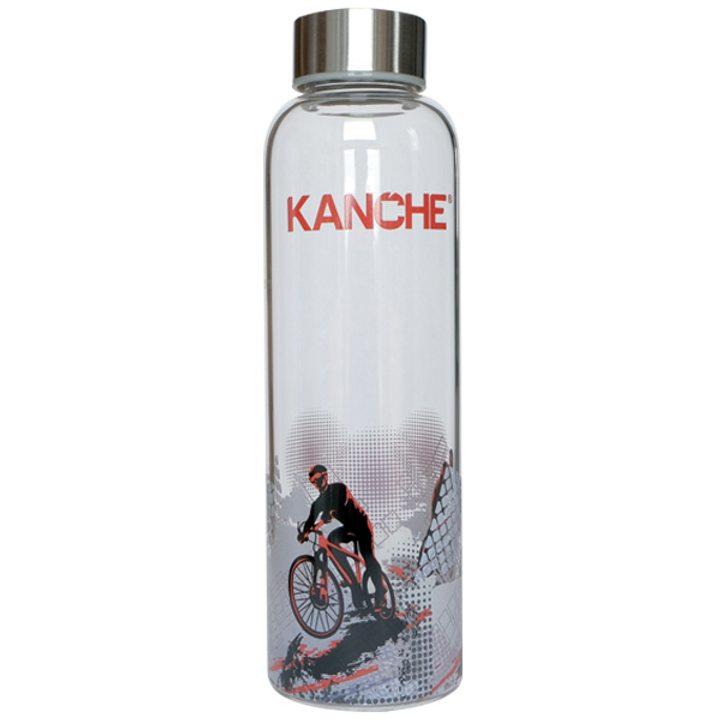 Стъклена бутилка Моето колело 500мл