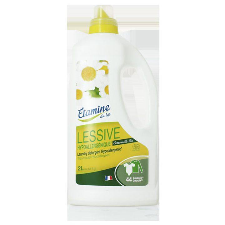 Течен препарат за пране хипоалергичен 2л