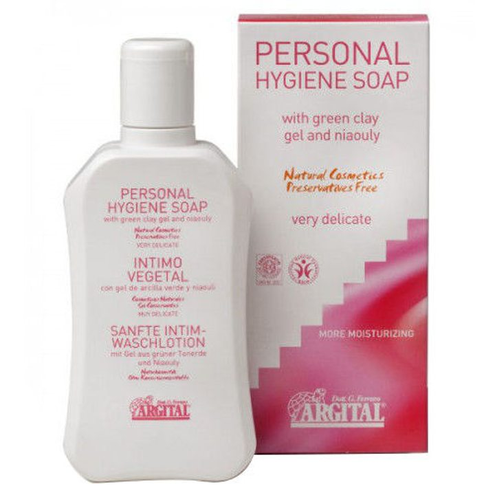 Органичен растителен сапун за интимна хигиена 250мл