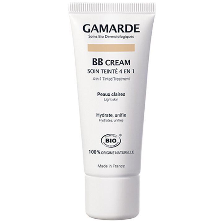 Органичен BB крем за лице за светла кожа 40мл