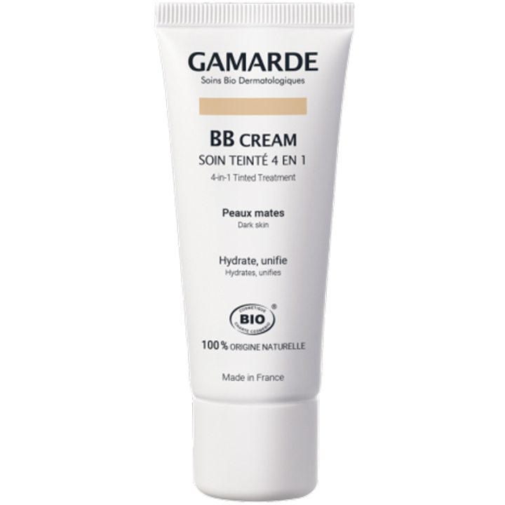Органичен BB крем за лице за чувствителна кожа 40мл