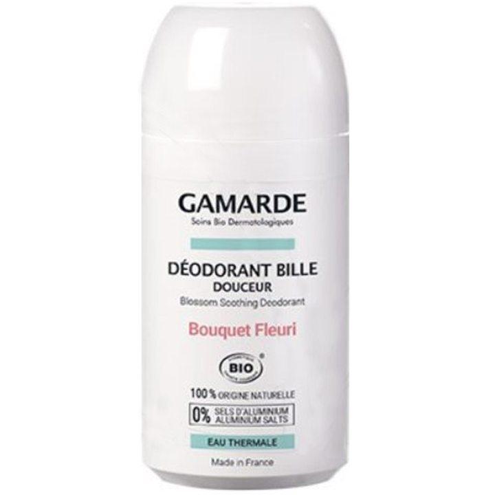 Органичен рол-он дезодорант - цветен букет 50мл
