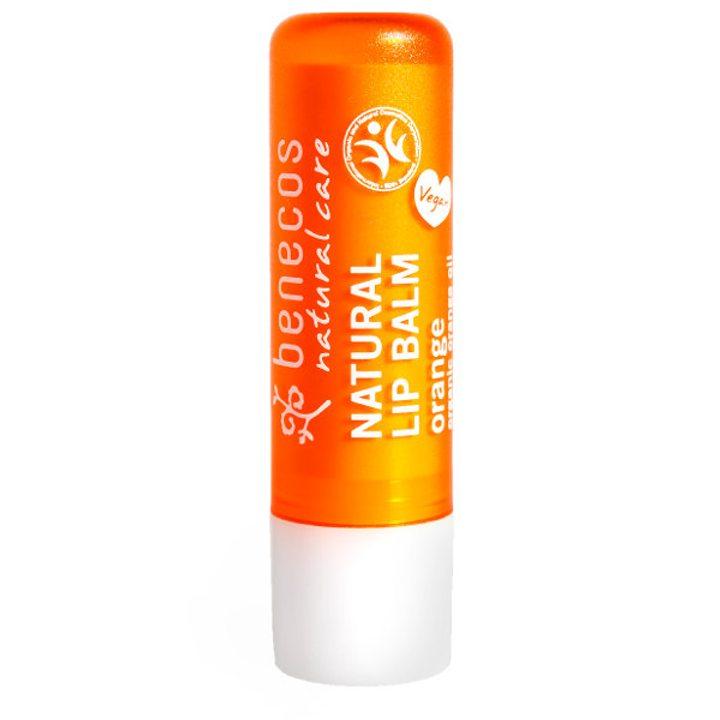Натурален балсам за устни Портокал