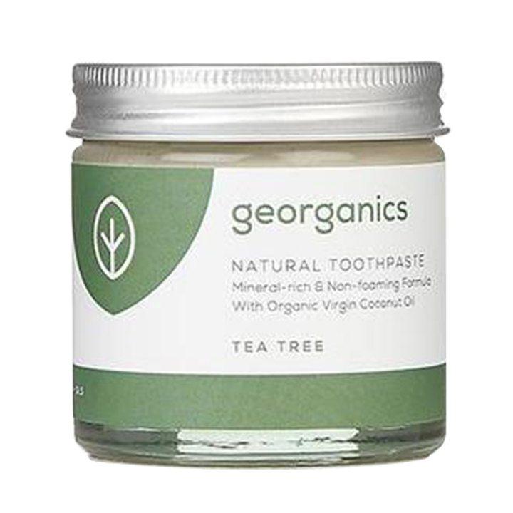 Натурална паста за зъби с масло от чаено дърво 60мл