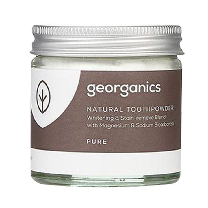 Натурална пудра за зъби 60мл