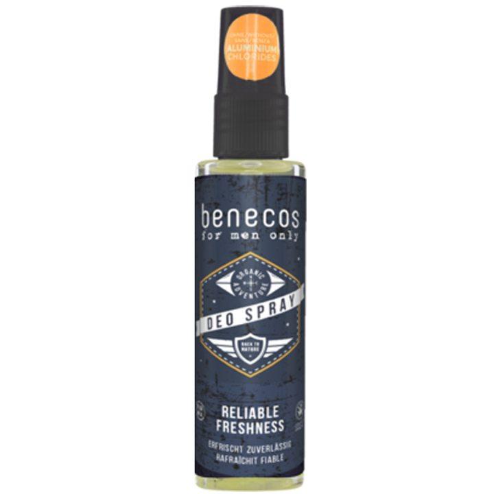 Органичен дезодорант спрей за мъже 75мл