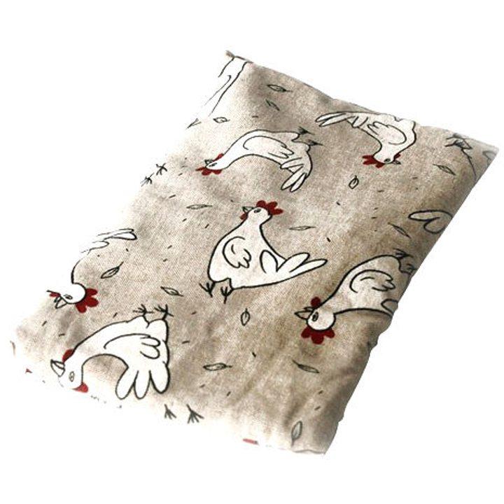 Възглавница от черешови костилки 32см x 19см