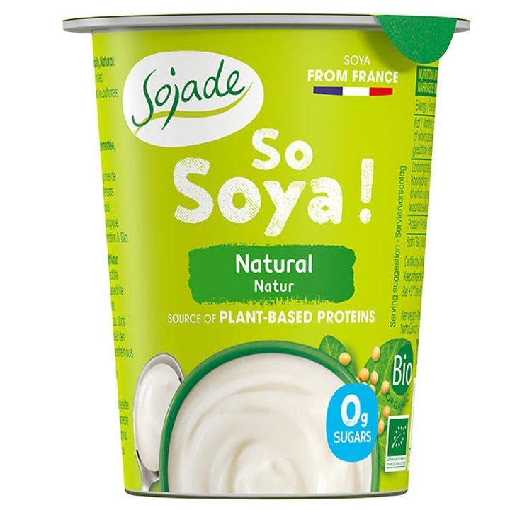 Био соев йогурт ВЕГАН 125г