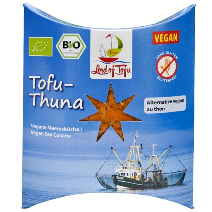 Био соева алтернатива на риба тон 110г
