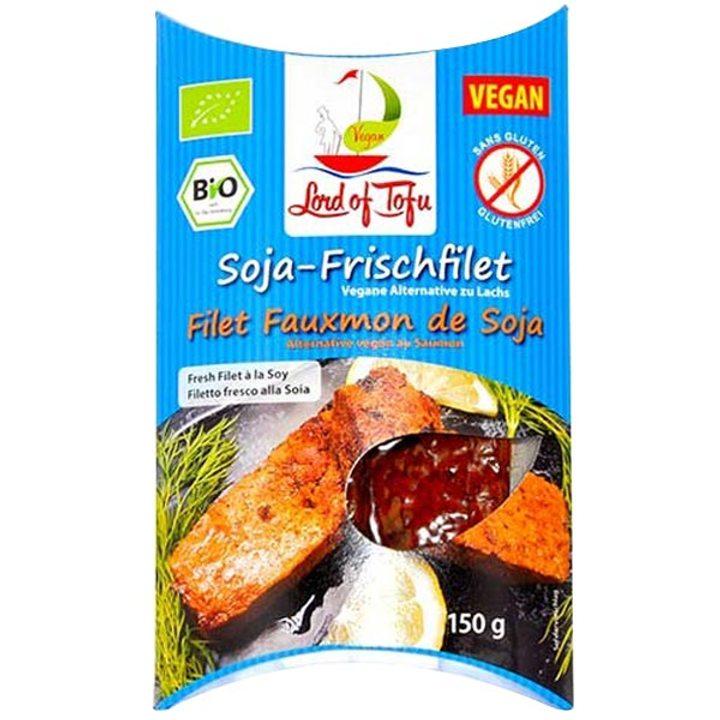 Био соева алтернатива риба филе 150г
