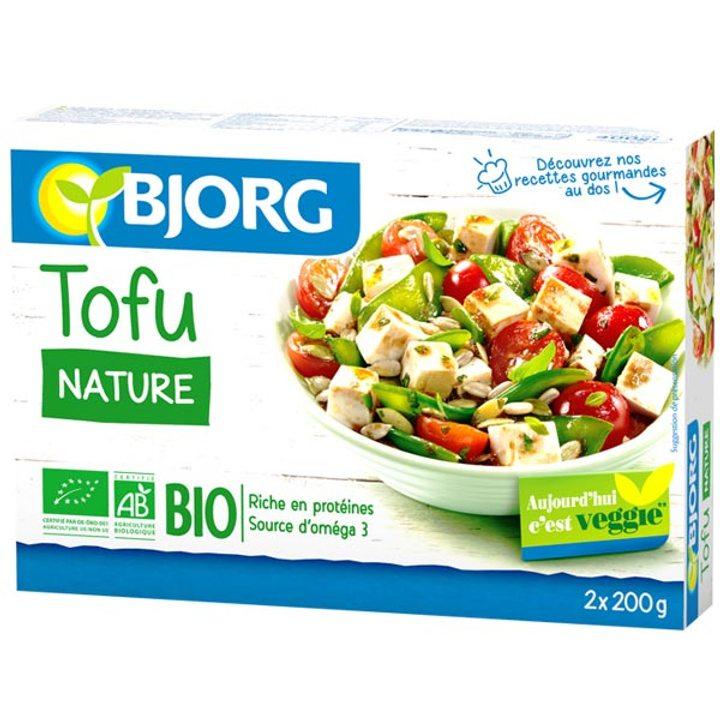 Био тофу натурално 400г