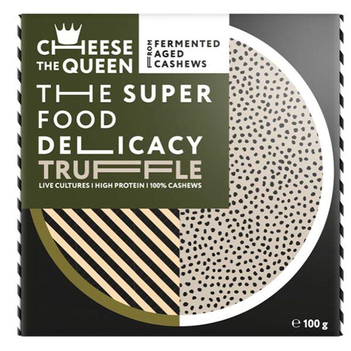 Био зрял деликатес от ферментирали ядки кашу с трюфел 100г