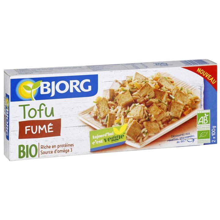 Био тофу пушено 200г
