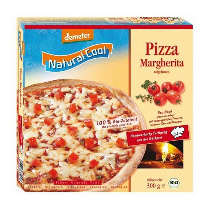 Био замразена пица маргарита 300г